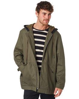 GRASS MENS CLOTHING ZANEROBE JACKETS - 505-VERGRASS