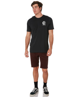 BORDEAUX BROWN MENS CLOTHING VOLCOM SHORTS - A0931901BXB