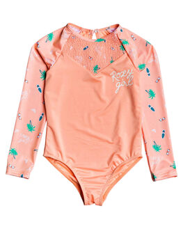 SOUFFLE SUMMER KIDS GIRLS ROXY SWIMWEAR - ERLWR03107-XMWS