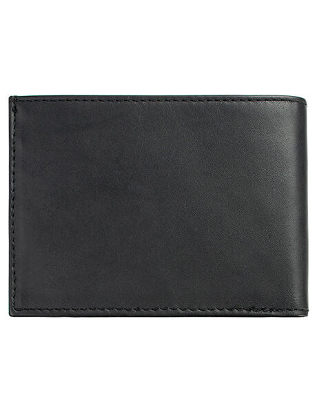 BLACK MENS ACCESSORIES STATUS ANXIETY WALLETS - SA2031BLK