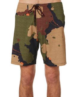 LEGION GREEN MENS CLOTHING HURLEY BOARDSHORTS - BV1817331