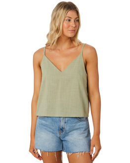 SAGE WOMENS CLOTHING MINKPINK FASHION TOPS - MP1908412SAGE