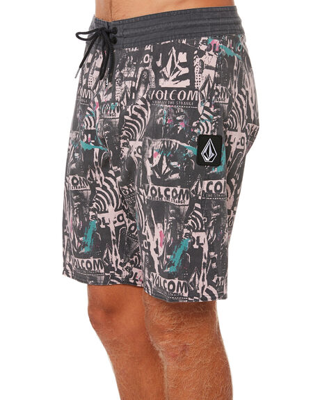 PALE RIDER MENS CLOTHING VOLCOM BOARDSHORTS - A0841802PRD