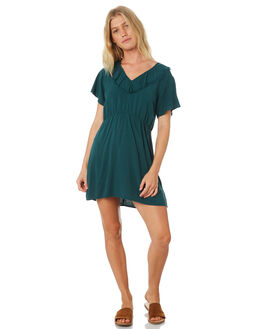 GREEN WOMENS CLOTHING ALL ABOUT EVE DRESSES - 6426028GRN