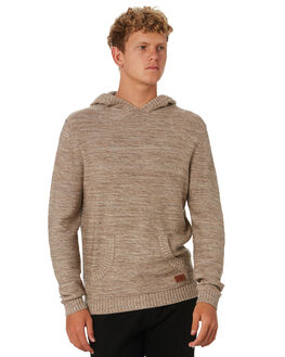 SNOW MARLE MENS CLOTHING RUSTY KNITS + CARDIGANS - CKM0071SNM