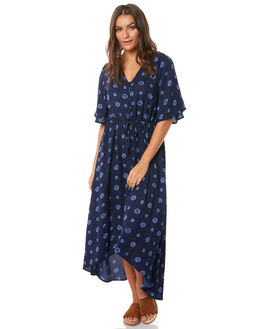 INDIGO DOT WOMENS CLOTHING O'NEILL DRESSES - 4721604-IDD