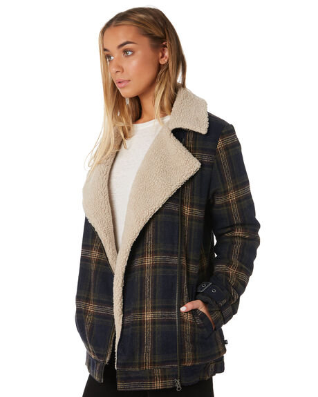 PORTABELLO WOMENS CLOTHING RUSTY JACKETS - JKL0382PBO