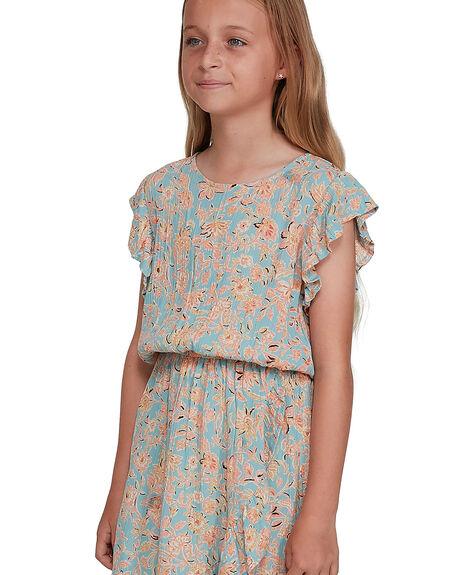 SURF BLUE KIDS GIRLS BILLABONG DRESSES + PLAYSUITS - BB-5504464-SRF