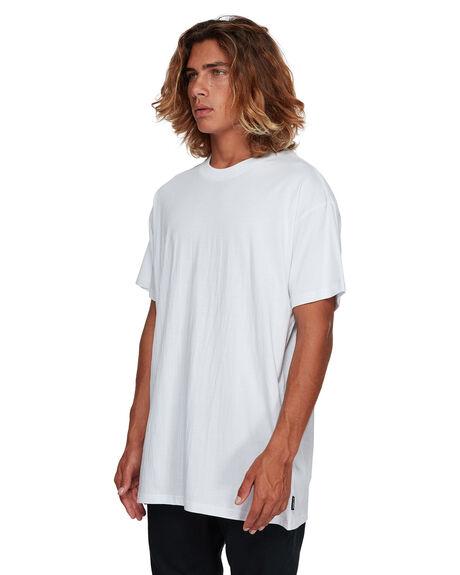 WHITE MENS CLOTHING BILLABONG TEES - BB-9572051-WHT
