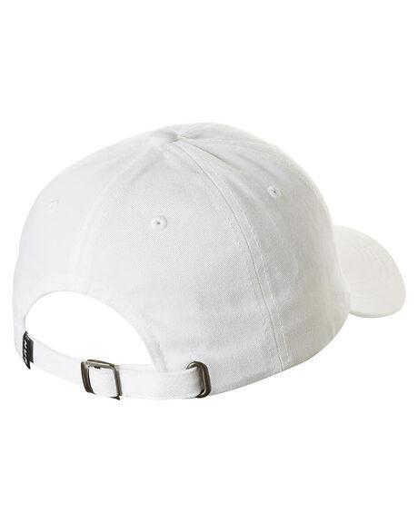WHITE MENS ACCESSORIES HUF HEADWEAR - HT64031WHI