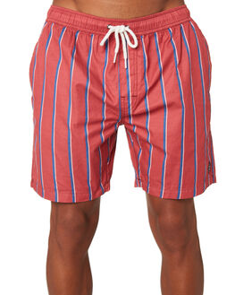 RED OUTLET MENS SWELL BOARDSHORTS - S5202237RED