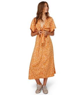 GOLD DUST WOMENS CLOTHING BILLABONG DRESSES - BB-6591474-GDD