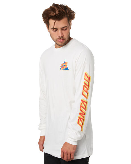 OFF WHITE MENS CLOTHING SANTA CRUZ TEES - SC-MLA0559OFWHT