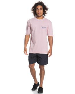 KEEPSAKE LILAC MENS CLOTHING QUIKSILVER TEES - EQYZT05245-MGM0