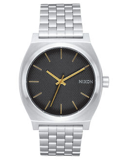 BLACK STAMPED GOLD UNISEX ADULTS NIXON WATCHES - A0452730