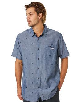 NAVY MENS CLOTHING SALTY CREW SHIRTS - 21035034NVY