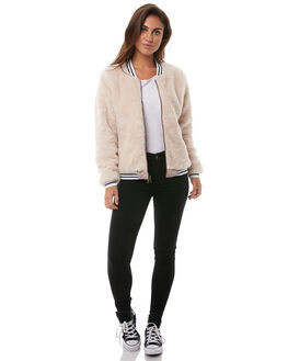 BLUSH WOMENS CLOTHING ELWOOD JACKETS - W825041NO