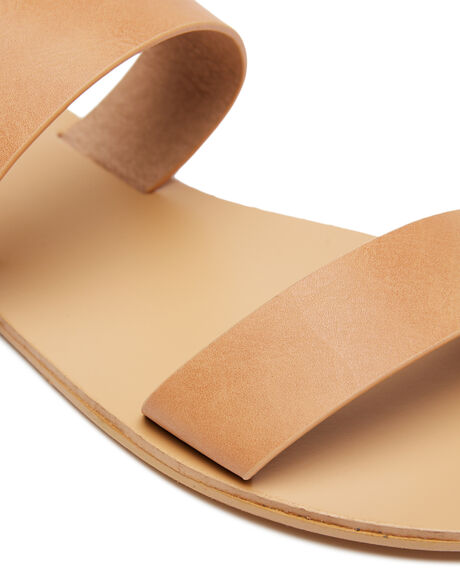 SUGAR BROWN WOMENS FOOTWEAR BILLINI FASHION SANDALS - S658SBRN