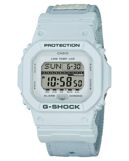 LIGHT GREY MENS ACCESSORIES G SHOCK WATCHES - GLS5600CL-7DLTGRY