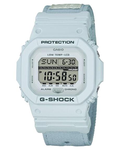 LIGHT GREY MENS ACCESSORIES G SHOCK WATCHES - GLS5600CL-7DLTGRY