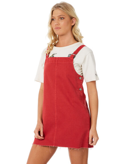 GARNET WOMENS CLOTHING RVCA PLAYSUITS + OVERALLS - R281754GAR