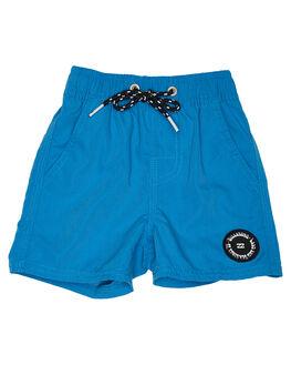 BLUE KIDS BOYS BILLABONG BOARDSHORTS - 7582402BLU