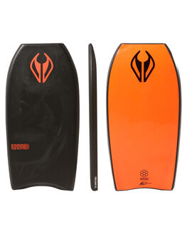 BLACK SURF BODYBOARDS NMD BODYBOARDS BOARDS - N18UNITE40BLBLK