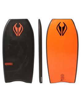 BLACK SURF BODYBOARDS NMD BODYBOARDS BOARDS - N18UNITE42BLBLK