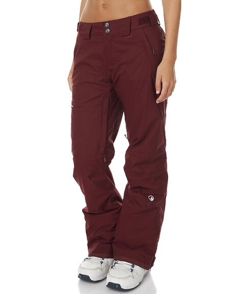 RED SNOW OUTERWEAR THE NORTH FACE PANTS - NF0A2TKXHBMRRED
