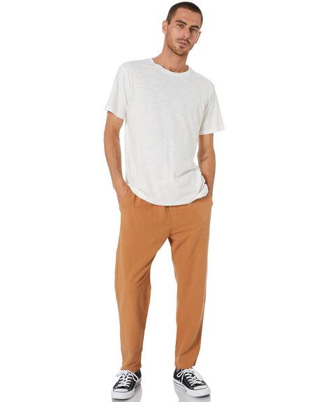 HEMP TAN MENS CLOTHING DEPACTUS PANTS - D5211191HMPTN