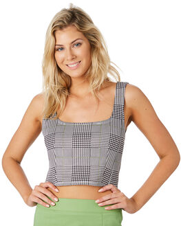 MULTI OUTLET WOMENS TWIIN FASHION TOPS - IE19F1016MUL