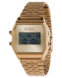 YELLOW GOLD WOMENS ACCESSORIES ROXY WATCHES - ERJWD03291XYYY