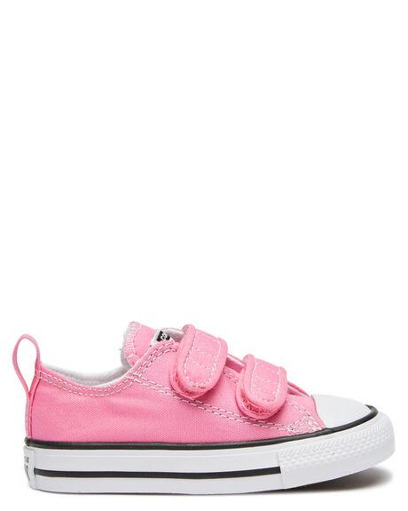 PINK KIDS GIRLS CONVERSE FOOTWEAR - 709447CPNK
