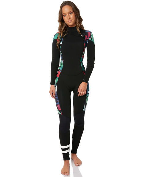 BLACK BOARDSPORTS SURF HURLEY WOMENS - AQ2327010