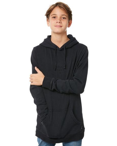 BLACK KIDS BOYS BILLABONG JUMPERS - 8586615BLK