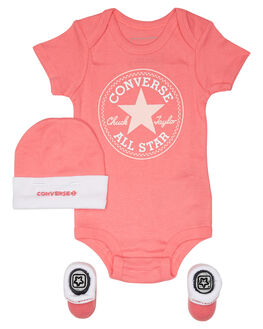 PINK LEMONADE KIDS BABY CONVERSE CLOTHING - RLC0028A8R
