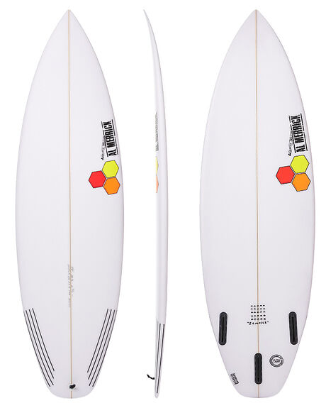 CLEAR BOARDSPORTS SURF CHANNEL ISLANDS SURFBOARDS - CISAMPLERCLEAR