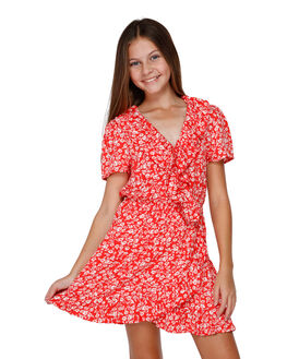 GRENADINE KIDS GIRLS BILLABONG DRESSES + PLAYSUITS - BB-5591472-GND