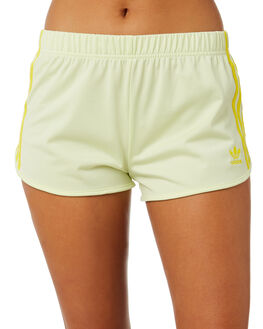 ICE YELLOW WOMENS CLOTHING ADIDAS ACTIVEWEAR - FK0479YWL
