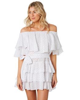 POLKA DOT WOMENS CLOTHING MLM LABEL DRESSES - MLM625CPLK