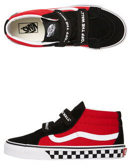 LOGO POP KIDS BOYS VANS SNEAKERS - VNA346YVI7LPOP
