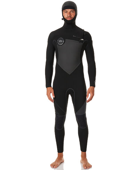ANTHRACITE SURF WETSUITS QUIKSILVER STEAMERS - EQYW103003KVJO