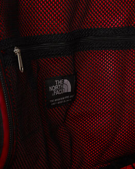RED MENS ACCESSORIES THE NORTH FACE BAGS + BACKPACKS - NF0A3ETOKZ3