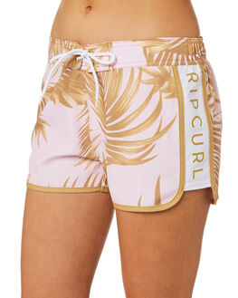 LILAC WOMENS CLOTHING RIP CURL SHORTS - GBOEG10108