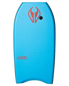 LIGHT BLUE BOARDSPORTS SURF NMD BODYBOARDS BOARDS - N19STORM40LBLBLUW