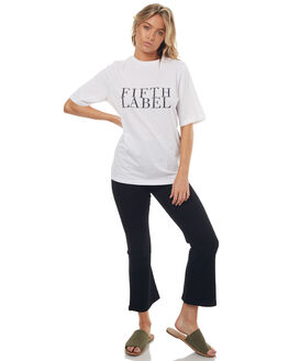 WHITE WOMENS CLOTHING THE FIFTH LABEL TEES - 40170964WHT