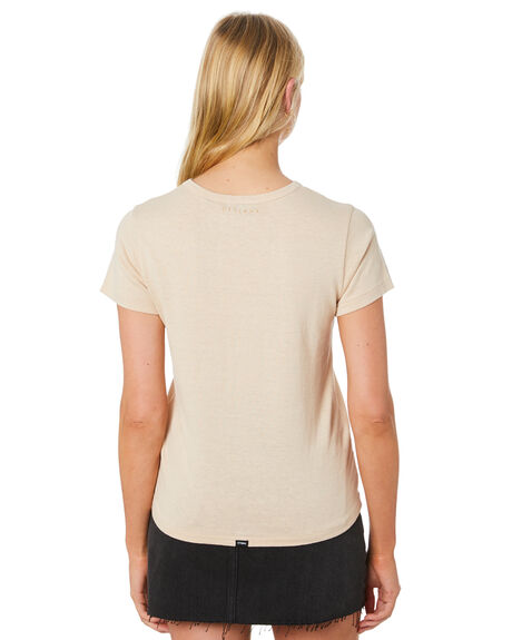 NUDE WOMENS CLOTHING THRILLS TEES - WTH20-104ANDE