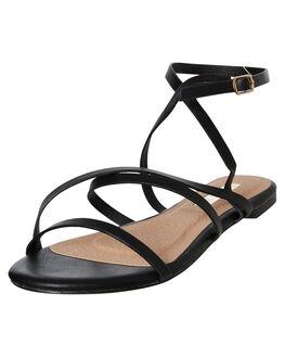 BLACK WOMENS FOOTWEAR BILLINI FASHION SANDALS - S613BLK