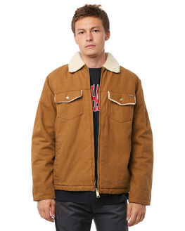 HAMILTON BROWN MENS CLOTHING CARHARTT JACKETS - I023089HZ
