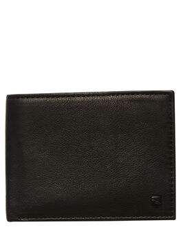 BLACK MENS ACCESSORIES RIP CURL WALLETS - BWLHA10090